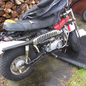 Suzuki RV 90 Trail Bike