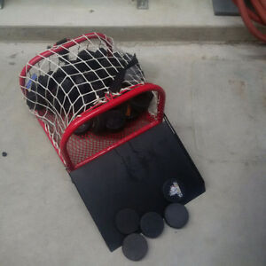 Puck Catcher - Coaches aid Brand new - with or without PUCKS