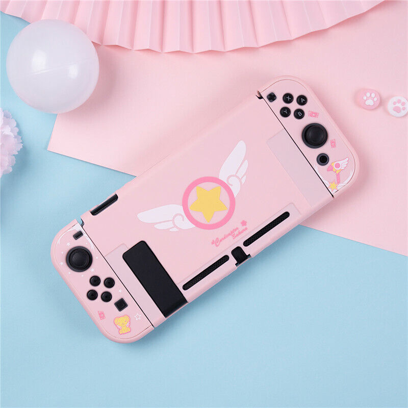 Card Captor Sakura Protector Case Cover For Nintend Switch NS Console PC Switch