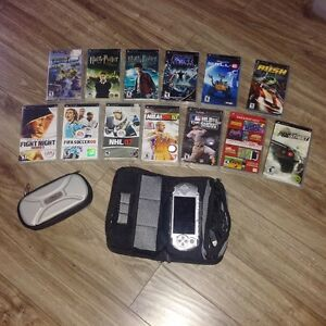 Sony PSP Games & System