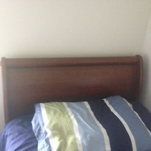 Kids Twin Bed With Headboard Footboard and Sides Belleville Belleville Area image 3