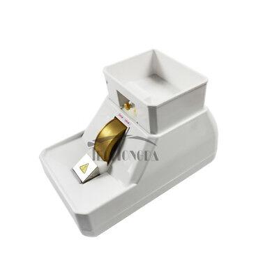 110v 50w Optical Hand Edger Manual Lens Grinder Single Grinding Wheel 280 180