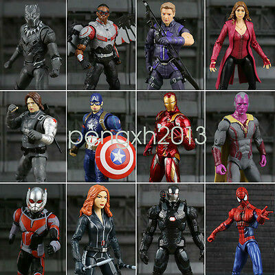 2016 New Captain America Civil War Marvel Legends Man Action Figure Soldier