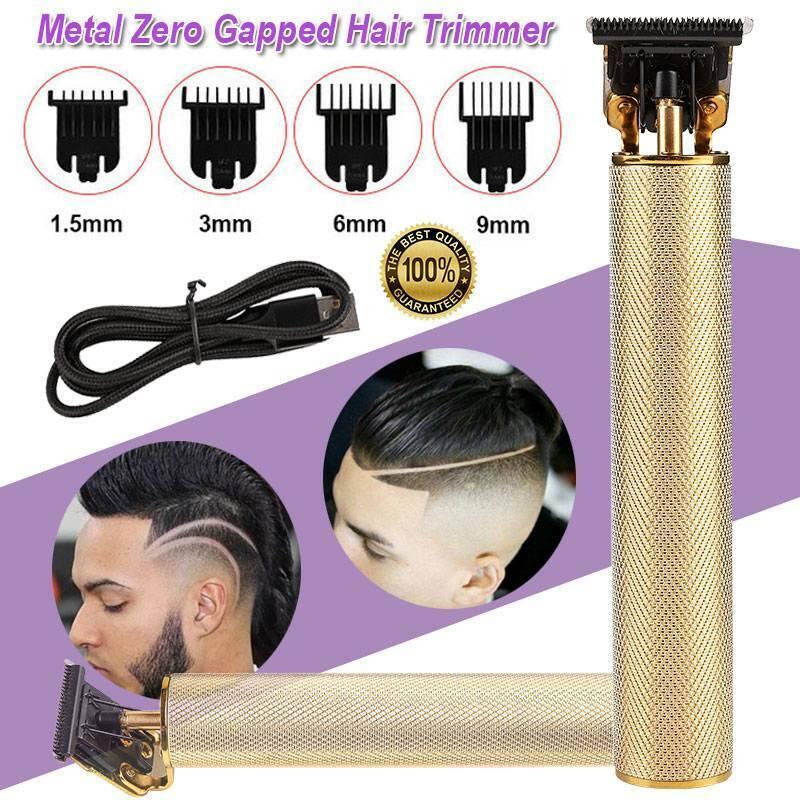 new portable zero gapped hair clipper sharp