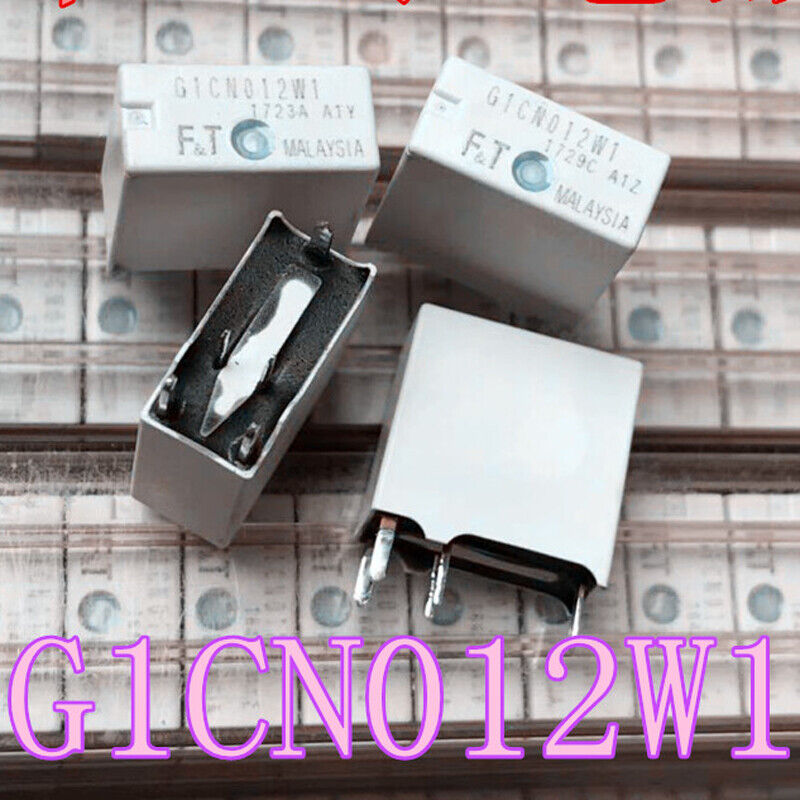 Fujitsu G1CN012W1 12VDC Power Relay 5 Pins For HighLander Camry Kia Sorento