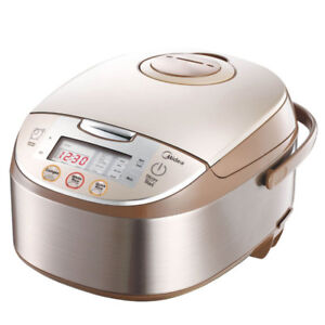 Midea Mb-fs5017 10 Cup Smart Multi-cooker/rice Cooker & Steamer