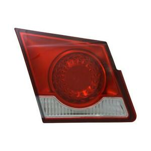 2011-2015 Chevrolet Cruze Limited (old Body) Driver Side Inner Tail Light Assembly - CAPA Certified ®