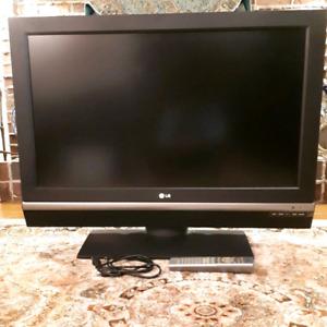 "Télé LG 37""/ TV"