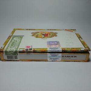 Romeo Y Julieta of 10 Romeo No.2 Empty Cigar Box Habana