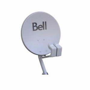 Bell Satellite Dish, used