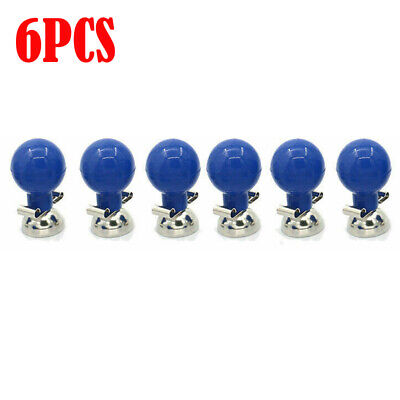 For 3.04.0 Pin Type Nickel Plated Chest Suction Cup Bulb Ecgekg Ball Electrode