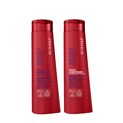 Joico Color Endure Violet Shampoo and Conditioner 10.1oz, used for sale  El Paso
