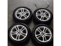 "17"" Ford Mondeo Alloy Wheels"