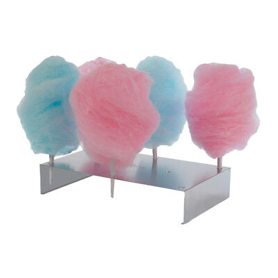 3062 - Cotton Candy Counter Tray - Holds Six Cones - Great For One-person Store