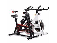 IC300 Indoor Cycling Bikes 18kg Flywheel 12 Months Warranty   Daddy Supplements