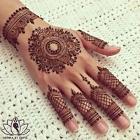 Wish to learn Henna and Drawing? Then join this Class......