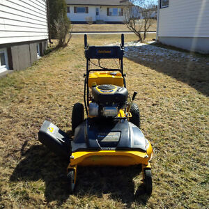 Walk Behind Commerical Mower