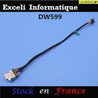 Neu Original Dc Power Klinke Plug in Kabel für hp Pavillion 15-e047sa Computer T