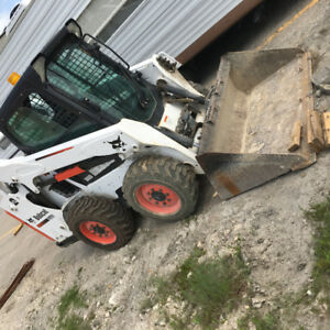 S570 bobcat for sale PRICE REDUCED FROM 33,000