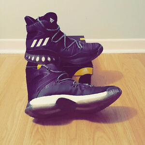 Brand New Men's Adidas Crazy Explosive Basketball Shoes