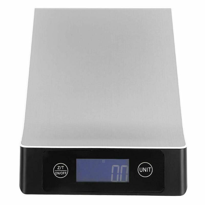 15kg 1g lcd digital kitchen scale big