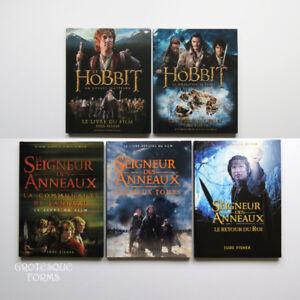 Rabais Aubaine pour Noël: Seigneur des Anneaux + Hobbit 5 livres