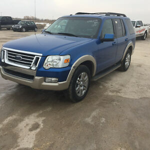 2010 Ford Explorer Eduie Baur SUV, Crossover 7 passanger Leather