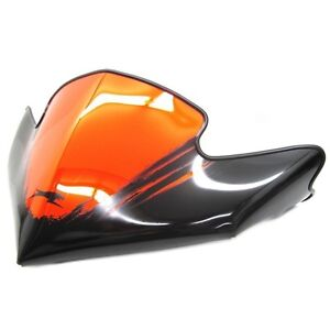 Brand New (( Arctic Cat Orange Chrome Flyscreen Windshield