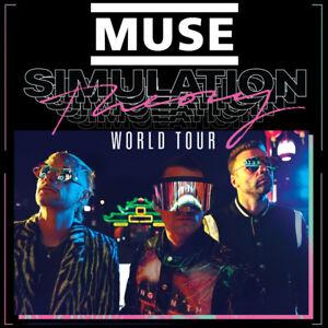 Muse Centre Videotron Québec 31 mars 2019 + CD