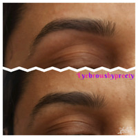 Eyebrows threading in skyview