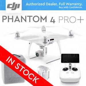 DJI PHANTOM 4 PRO+ PLUS DRONE Camera CMOS 4K 20MP