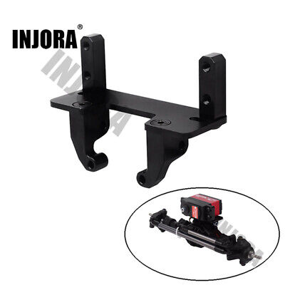 RC Car Servo Mount Stand Holder Bracket for 1/10 Axial SCX10 II 90046 AR44 Axle