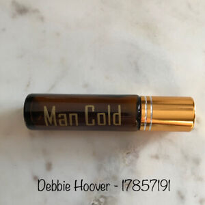 Man Cold Essential Oil rollerball