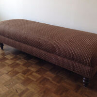 Banc/Banquette /Uphostered bench
