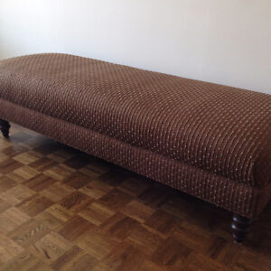 Moving Sale--Banc/Banquette /Uphostered bench