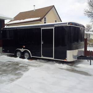 20 x 8 cargo trailer