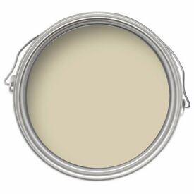 Johnstone's Paint - Vinyl Matt - 10 litres - sealed - mixed to Farrow+Ball 'Old White' - £30.00