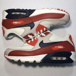 Nike Air Max 90 Essential Mars Stone sz9 DS!