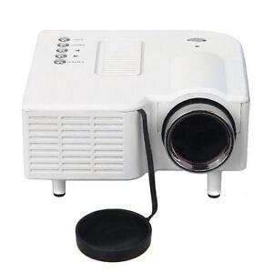 Mini projector dvd blu ray home cinema ebay for Mini projector for ipad best buy