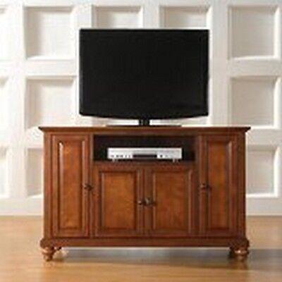 Crosley Furniture Cambridge KF10002DCH A/V Equipment Cabinet
