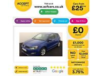 Volkswagen Polo 1.2 ( 60ps ) 2012MY Match FROM £25 PER WEEK!