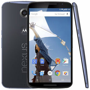 LIKE NEW UNLOCKED NEXUS 6 32GB - Wind/Mobilicity/Rogers/Bell