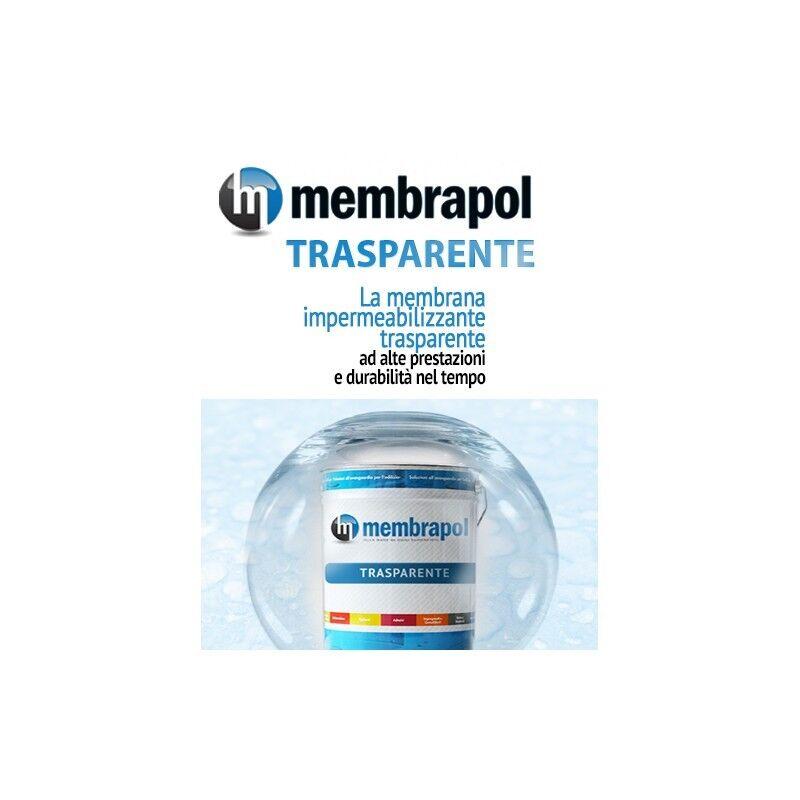 Impermeabilizzante trasparente membrana poliuretanica per Impermeabilizzazione