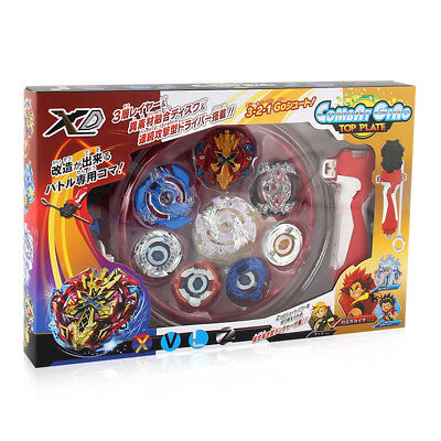 Bey Launcher Battle Tops XD168-1 Gift Beyblade With Handle Launcher](New Minnie Mouse Toys)