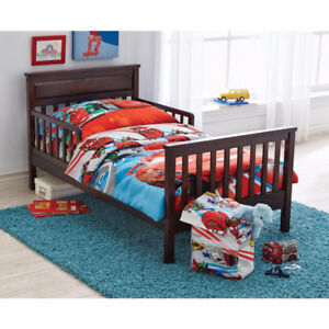 Toddler Frame Bed + Matters with 5 Years Warranty - $165 (West E