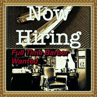 THE JUMP OFF MONCTON IS LOOKING FOR A SKILLED BARBER