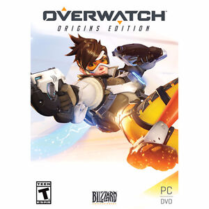 Blizzard games OVerwatch / Starcraft / World of Warcraft