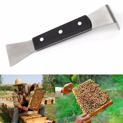 Beehive Scraper Stainless Steel Silver Beekeeping Equipment Honey Bee Hive Tools