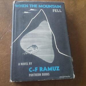 When The Mountain Fell (Deborence), 1947 Kitchener / Waterloo Kitchener Area image 1