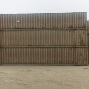 Used 53' shipping container for sale
